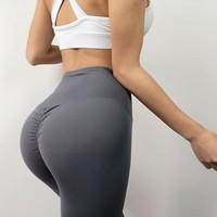 2018 Women Outwork Yoga Pants Sport Training Tights High Waist Fitness Leggings for Women Sportswear Gym Running Yoga Pants