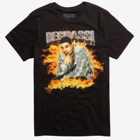 Degrassi Jimmy Flames T-Shirt