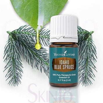Young Living Idaho Blue Spruce Essential Oil