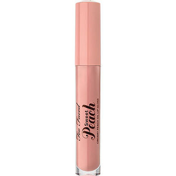 Too Faced Sweet Peach Creamy Lip Oil | Ulta Beauty