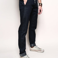 RK DARK INDIGO TROUSERS 10 OZ | Rogue Territory