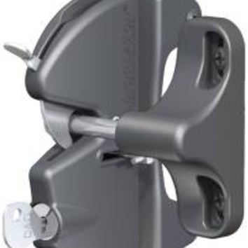 Stanley V6201 Gate Lock Latch Black