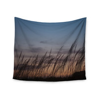 "Catherine McDonald ""Sunset on the Beach"" Wall Tapestry"