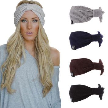 Winter Warm Knit Men Women Baggy Beanie Ski Hat Slouchy Chic Cap