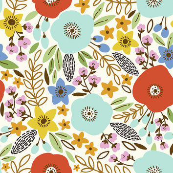 Dicot Removable Wallpaper