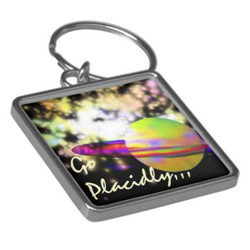 Guardian of the Galaxy DESIDERATA Keychain