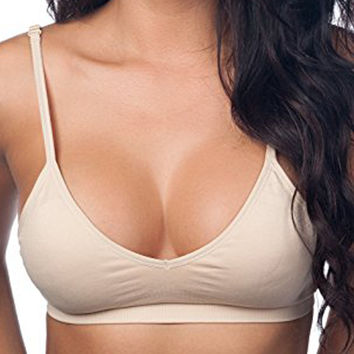 Feminne Seamless Sports Bra