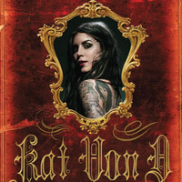 KAT VON D HIGH VOLTAGE TATTOO