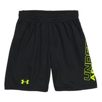 Under Armour Solid Kickoff Shorts (Toddler Boys & Little Boys) | Nordstrom