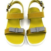 Baby Girls Yellow Sandals