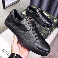 Gucci Man or Woman Fashion Casual Shoes
