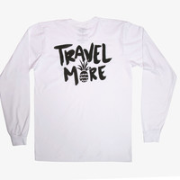 Travel More Long Sleeve