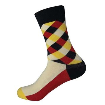 Men's Argyle Socks