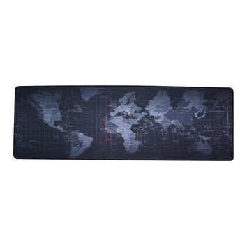 Large Size mouse pad Plain Extended Water-resistant Anti-slip Natural Rubber Gaming mousepad Desk Mat for cs go over watch DOTA2