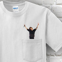 Harry Styles Pocket T-Shirt