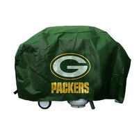 Green Bay Packers NFL Deluxe Grill Cover
