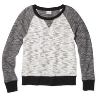 Mossimo Supply Co. Junior's Crewneck Sweatshirt - Assorted Colors