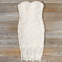 Olivia Lace Party Dress