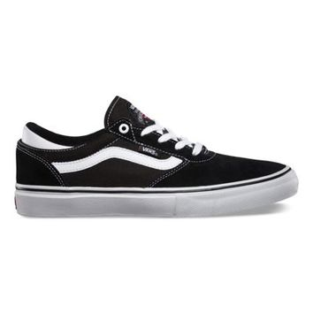 Vans Gilbert Crockett Pro (black/white)