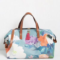 Let's Get Realism Weekend Bag | Mod Retro Vintage Bags | ModCloth.com