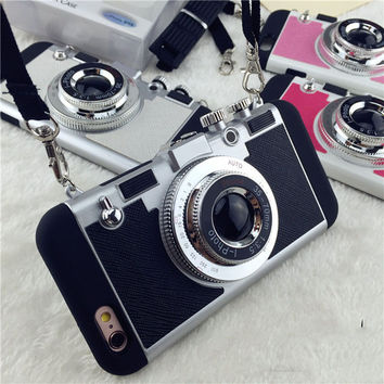 Vintage Camera 3D iPhone Case 7 7 Plus