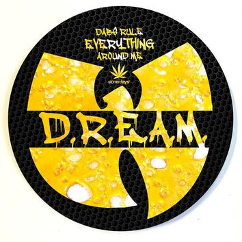 WUTANG DAB MAT - DABS RULE EVERYTHING AROUND ME