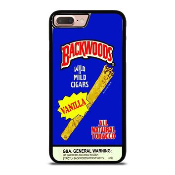 VANILLA BACKWOODS iPhone 8 Plus Case