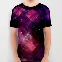 Space All Over Print Shirt by Jorge Lopez | Society6