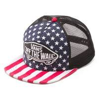 Vans Beach Girl Trucker Hat (Americana)