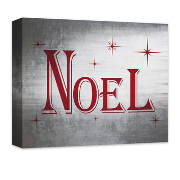 Noel I Canvas Wall Art