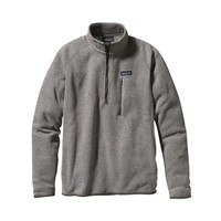 Patagonia Men's Better Sweater® 1/4-Zip Fleece Pullover