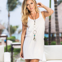 This Chic Tank Dress Is Perfect For Your Next Pool Party