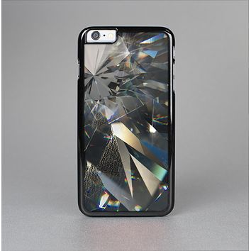 The Abstract Shattered Crystal Pattern Skin-Sert for the Apple iPhone 6 Plus Skin-Sert Case