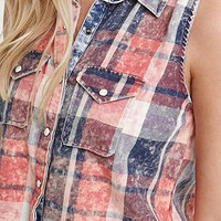 Nollie Western Plaid Shirt at PacSun.com