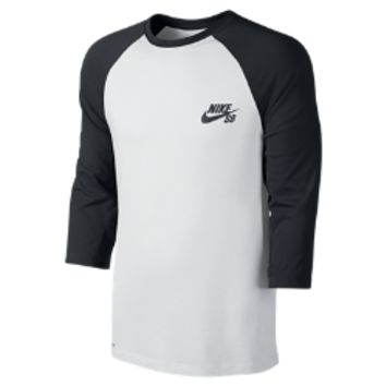Nike SB Dri-FIT 3/4-Sleeve Crew Men's Shirt