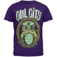Owl City - Geek T-Shirt - 2X-Large