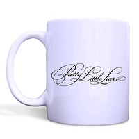HOT PRETTY LITTLE LIARS LOGO Mug