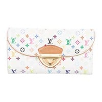 Multicolore Monogram Eugenie Wallet