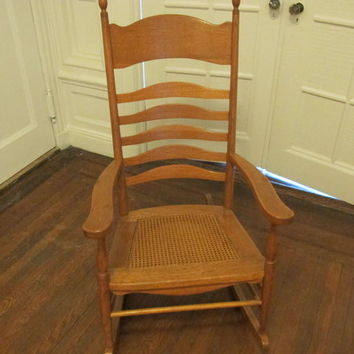 Antique Rocking Chair Late 1800's