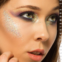 Face Glitter in Stardust