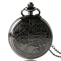 Doctor Who Fob Watch Cool High Quality Pocket Watch