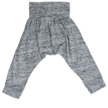Baby Grey Harem Pants