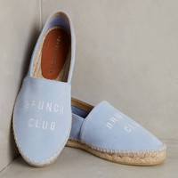 South Parade Brunch Club Espadrilles