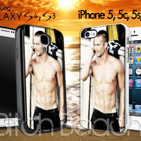 paul walker sexy body iPhone Case And Samsung Galaxy Case