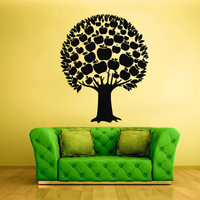 Wall Vinyl Sticker Decals Decor Art Bedroom Design Mural Apple Tree Items (z2072)