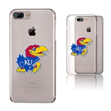 KU Bookstore - KU CLEAR IPHONE 7+/8+ CASE