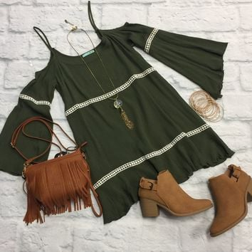 Fancy That Tunic: Olive