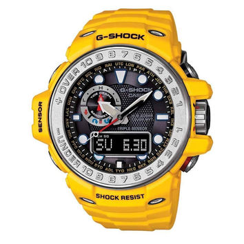 Yellow Submarine Special Edition G-Shock Watch by Casio