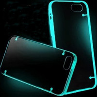 Light-up Luminous Case for iPhone 4s 5s iPhone 6 6s Plus
