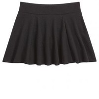 Textured Skater Skirt | Girls Bottoms Clothes | Shop Justice